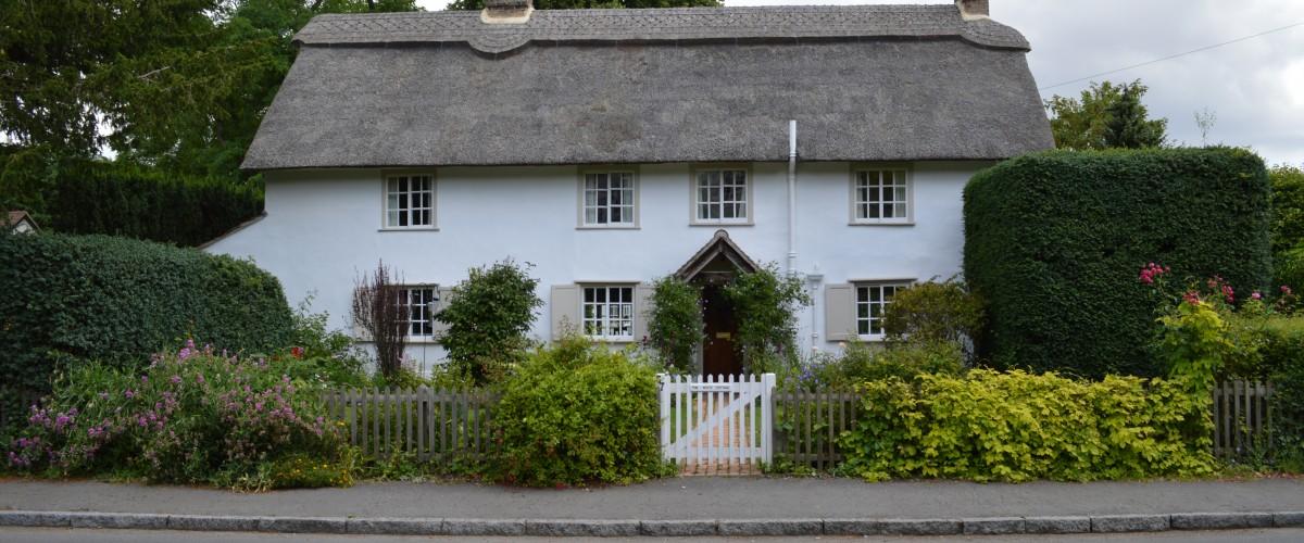 White Grantchester House
